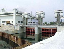 日光川排水機場