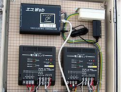 省エネルギー実測システム (高圧用)