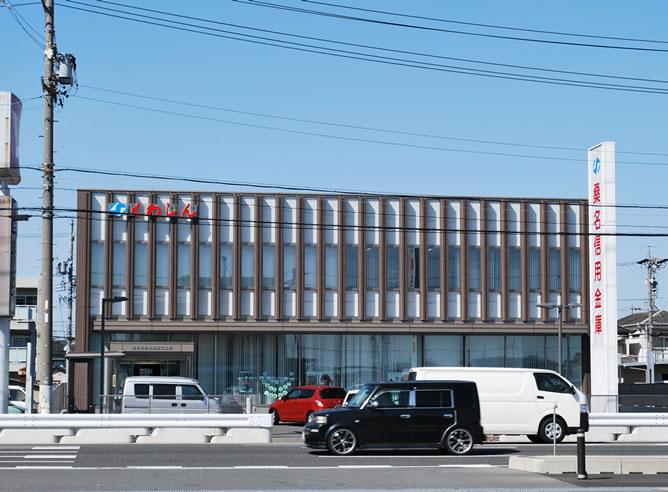 桑名信用金庫蟹江支店